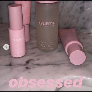 kylieSkin Makeup - Kylie SKIN CARE
